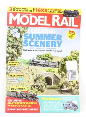 ModelRail1907 Model Rail magazine - July 2019