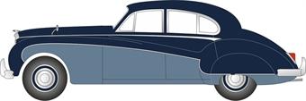 NJAG8003 Jaguar MkVIII Indigo Blue/Cotswold Blue