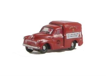 """NMM015 Morris 1000 van in """"Royal Mail"""" livery"""
