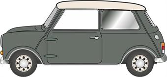 NMN009 Classic Mini Tweed Grey/OEW
