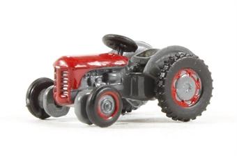 NTEA002 Ferguson TEA 20 tractor in red