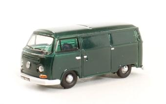 NVW001 VW Van in Peru green