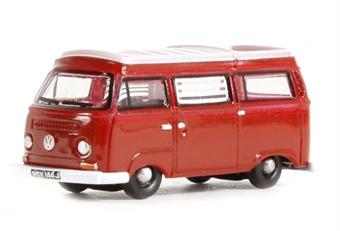 NVW004 VW Camper Senegal Red/White