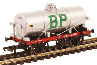 "OR76TK2007 12 ton tank wagon ""BP British Petroleum/ Shell"""