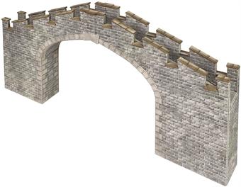 PO296 Castle bridge - card kit