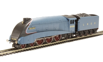 "R3371 Class A4 4-6-2 4468 ""Mallard"" in LNER garter blue - Railroad range"