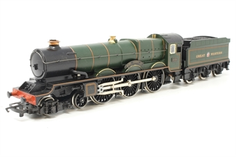 R349-PO53 King Class 60xx 4-6-0 'King Henry VI' 6018 in GWR Green - Pre-owned - Renamed and Renumbered - Poor box