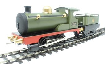 R3817 0-4-0 tinplate locomotive 2710 GNR No.1 - Hornby Centenary Year Limited Edition - 1920