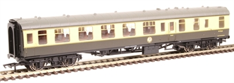 R4822 Mk1 BSO brake second open W9264 in BR chocolate and cream