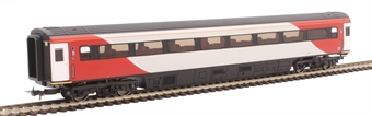 R4931L Mk3 TSO trailer standard open 42109 Coach D in LNER red and white