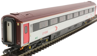 R4940G Mk3 'Sliding door' TS trailer standard 42051 in Cross Country Trains livery - Coach 'D'