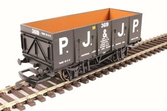 """R6818 21 ton mineral wagon """"P.J. & J.P."""""""