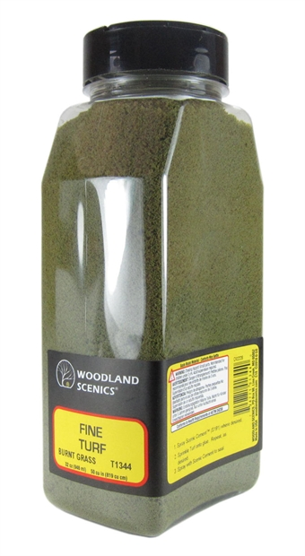 T1344 Shaker Of Fine Turf - Burnt Grass