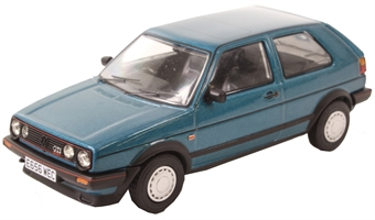 VA13606 VW Golf Mk2 GTI 16V - Monza Blue