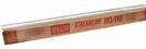 Pack of 25 1 yard (91.5cm) length of Nickel Silver concrete-sleeper flexible track